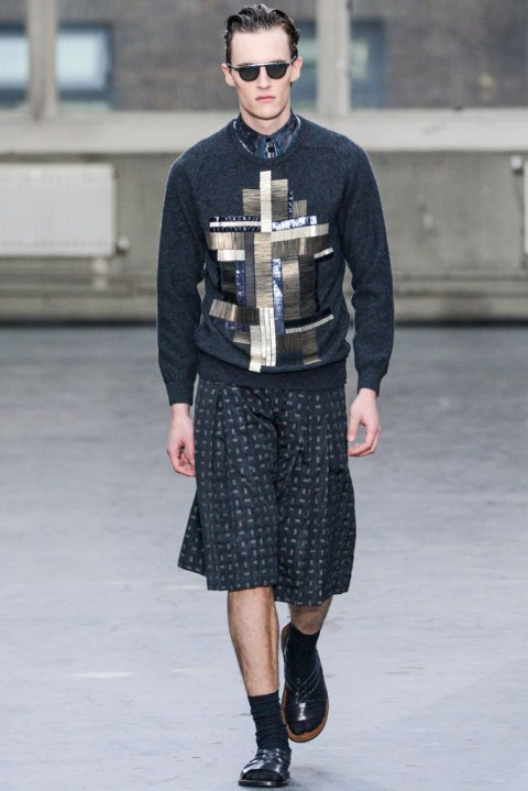 Image of James Long 2013 Spring/Summer Collection