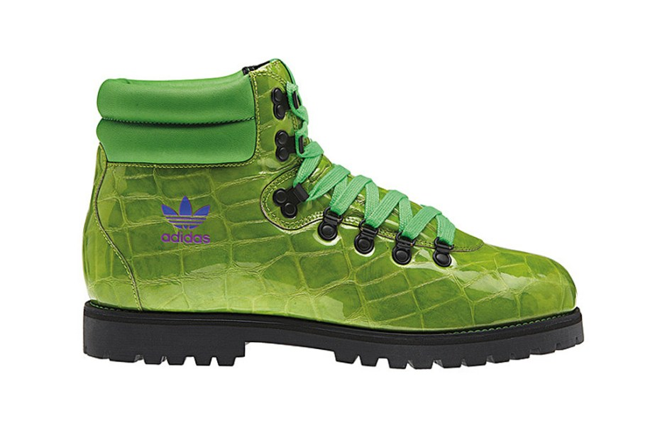 Image of adidas Originals by Jeremy Scott JS Hiking Boot