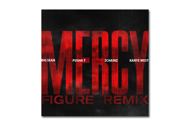 Image of Kanye West - Mercy | Figure Remix