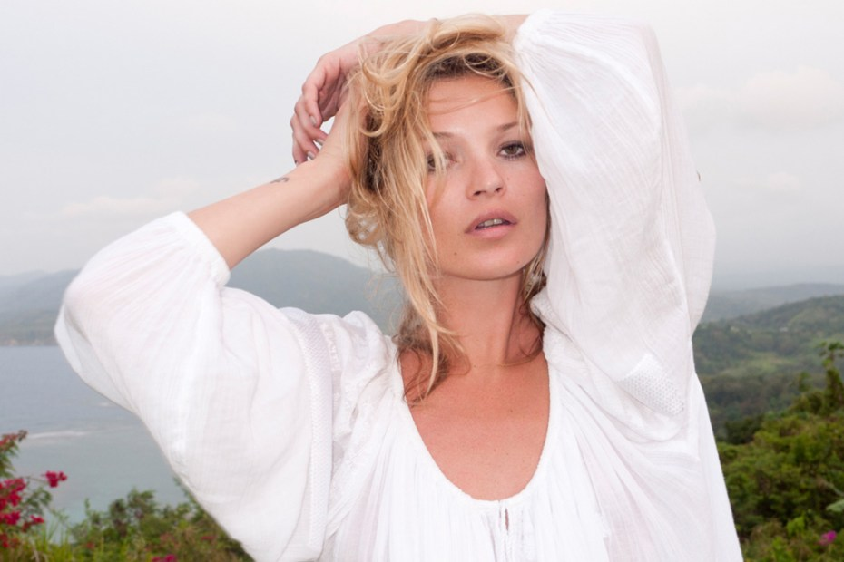 Image of Kate Moss by Terry Richardson