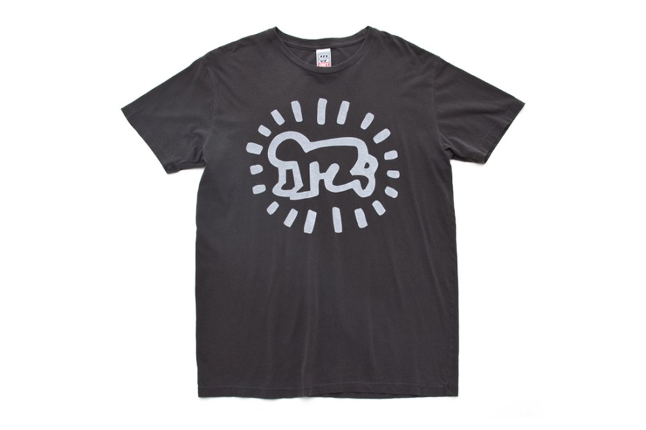 Image of Keith Haring x OBEY 2012 Capsule Collection