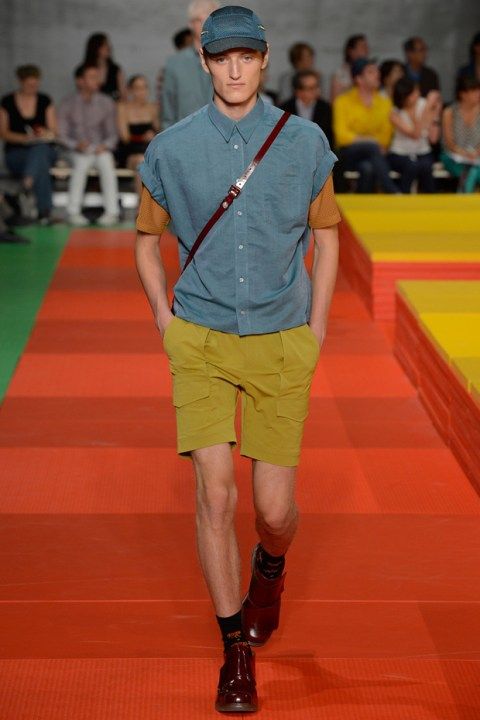 Image of Kenzo 2013 Spring/Summer Collection