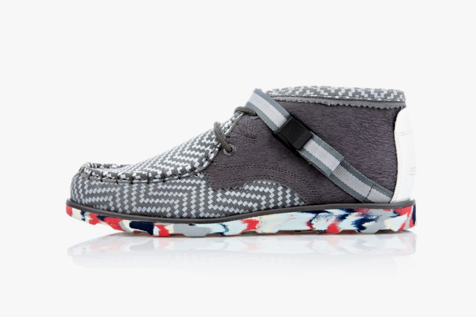Image of Kickers by Christopher Shannon 2013 Spring/Summer Footwear Capsule Collection