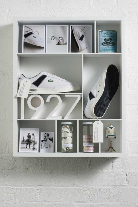 "Image of Lacoste Spring/Summer 2012 ""1927 Tribute"" Collection"
