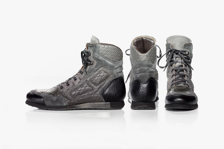 Image of Lanvin 2012 Fall/Winter Neo Trainers Collection