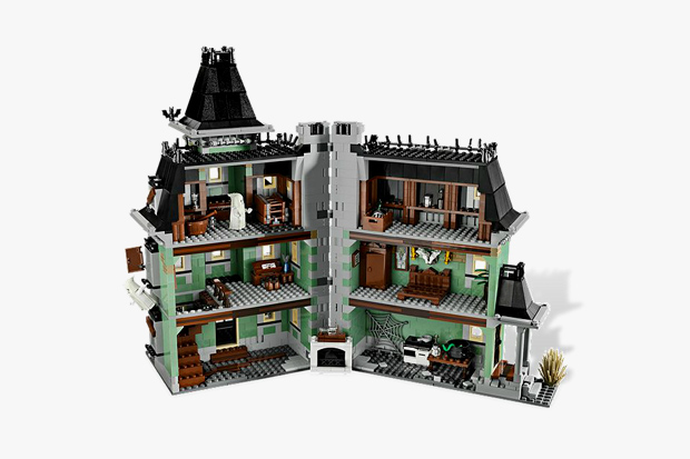 Image of LEGO 2012 Haunted House