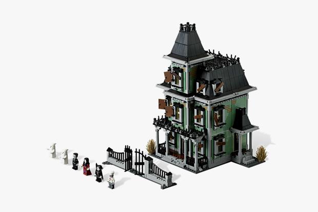 Image of LEGO 2012 Haunted House