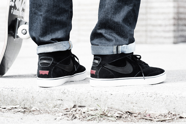 Image of Nike SB x Levi's 511 Skateboarding Collection
