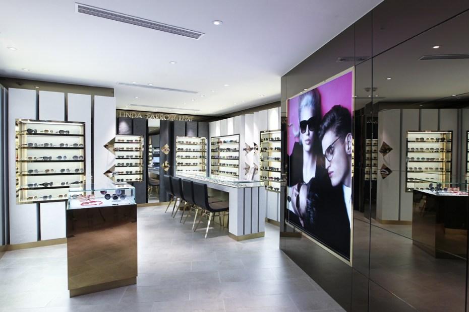 Image of Linda Farrow Gallery Hong Kong Flagship Store Opening