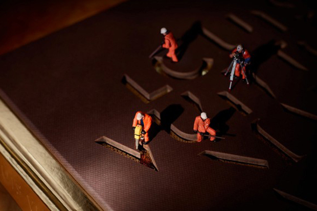 Image of Little People Invade Louis Vuitton
