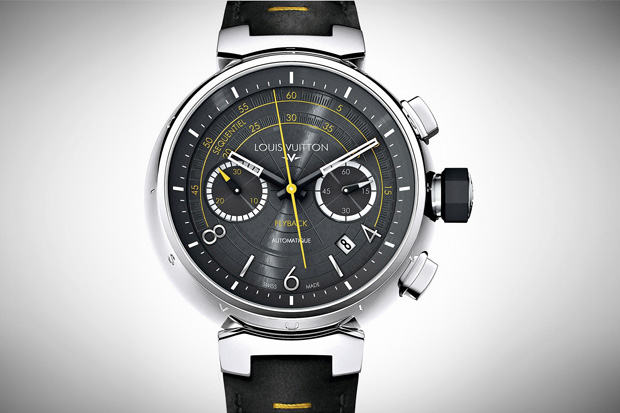 Image of Louis Vuitton 2012 Fly-Back Tambour Automatic Chronograph