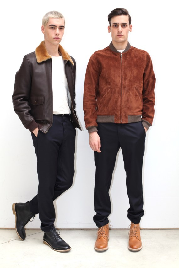 Image of Louis W. 2013 Spring/Summer Collection