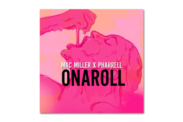 Image of Mac Miller x Pharrell Williams - Onaroll
