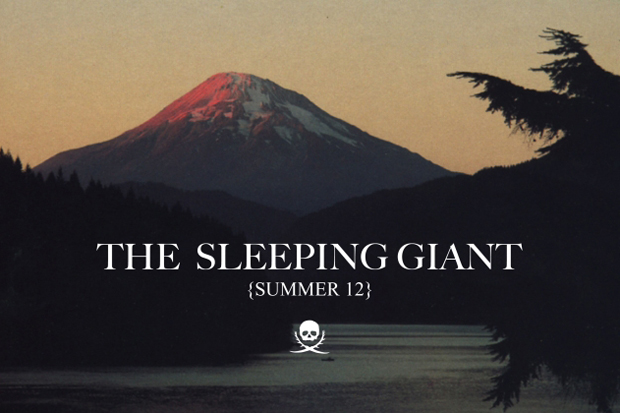 Image of Maiden Noir 2012 Summer &quot;The Sleeping Giant&quot; Collection 