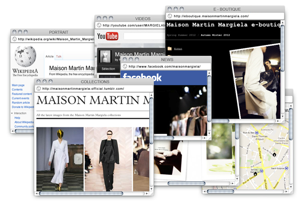 Image of Maison Martin Margiela New Website Launch