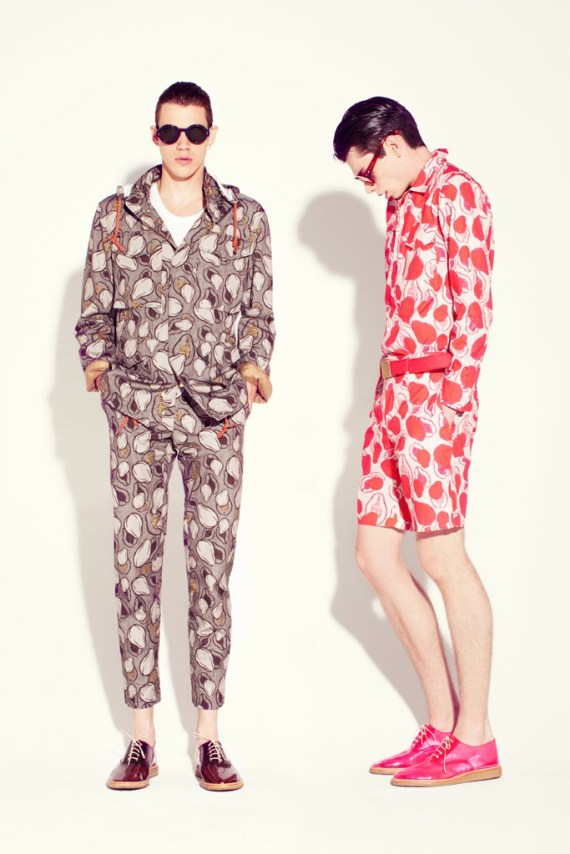 Image of Marc Jacobs 2013 Spring Lookbook