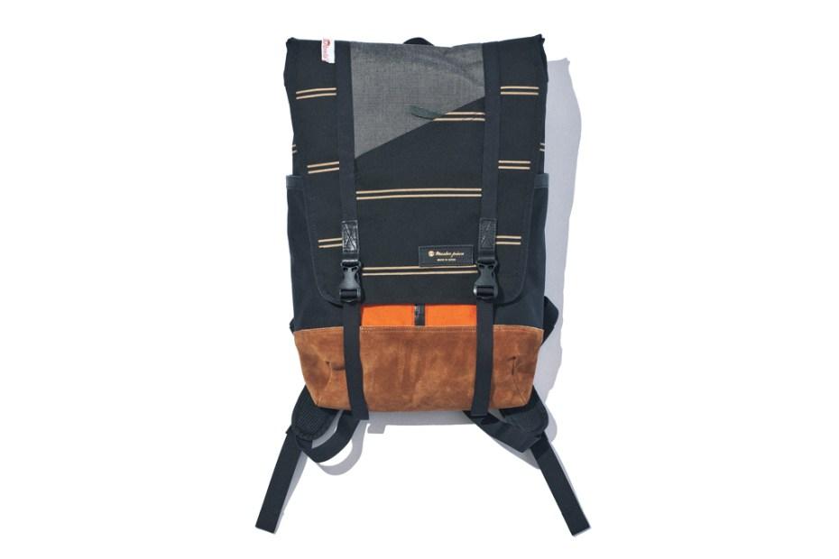 """Image of master-piece 2012 Spring/Summer """"SLASH"""" Backpack"""