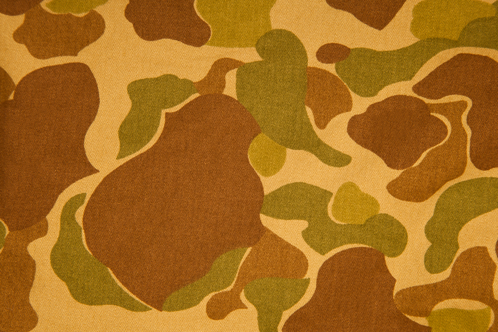 Image of Materials & Patterns: Camouflage