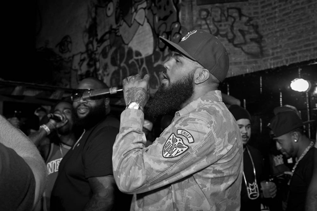 Image of Maybach Music Group Pop-Up @ Alife NYC Recap