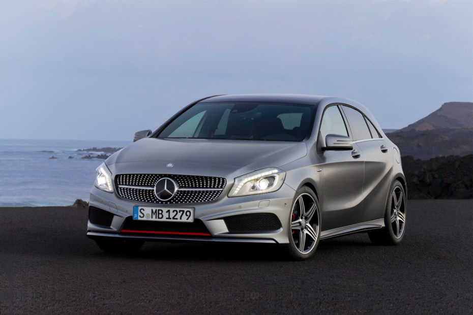 Image of Mercedes-Benz A45 AMG 2.0 Turbo