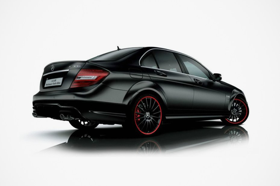 Image of Mercedes-Benz C63 AMG Japan Exclusive Performance Studio Edition