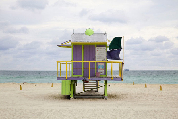 Image of Miami Houses by Leo Caillard
