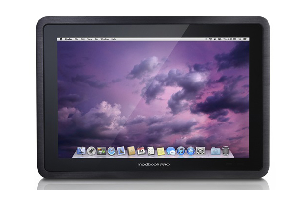 Image of Modbook Converts MacBook Pro into a Powerful Tablet