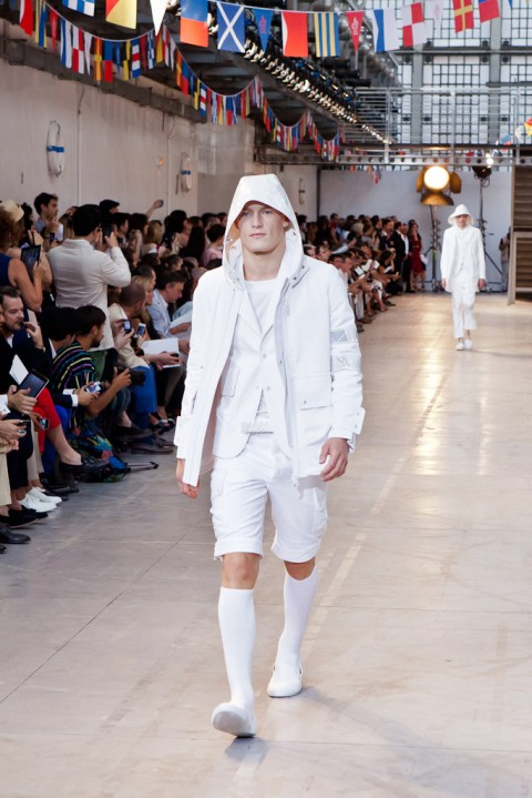 Image of Moncler Gamme Bleu 2013 Spring/Summer Collection