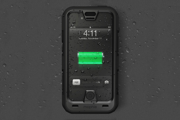 Image of Mophie iPhone 4/4S Juice Pack PRO Battery Case