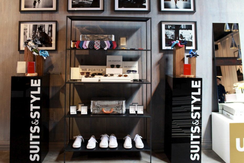 Image of MR PORTER NYC Pop-Up Store