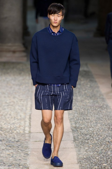 Image of Neil Barrett 2013 Spring/Summer Collection