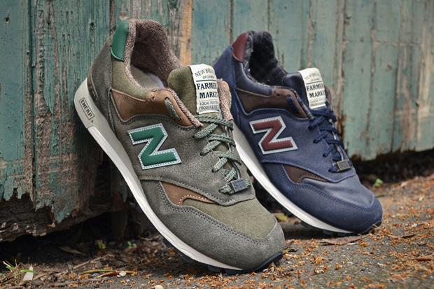 "Image of New Balance 2012 Fall M577 ""Farmer's Market"" Pack"
