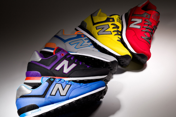 "Image of New Balance 2013 Spring/Summer ""Windbreaker"" 574 Pack"