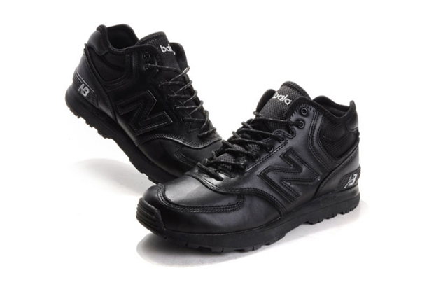 "Image of New Balance H710 ""All Black"""