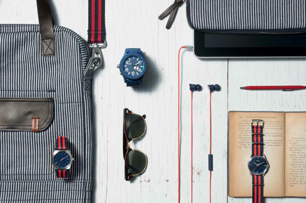 "Image of Nixon 2012 Spring/Summer ""Navy"" Collection"