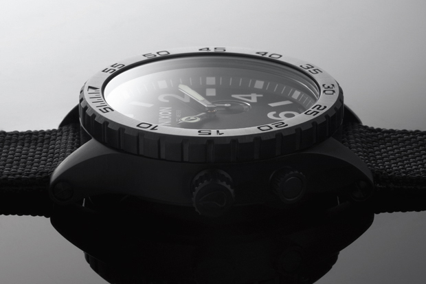 "Image of Nixon 2012 Spring/Summer ""All Black Nylon"" Collection"