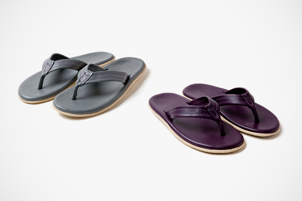 Image of nonnative x Island Slipper Dweller Sandals