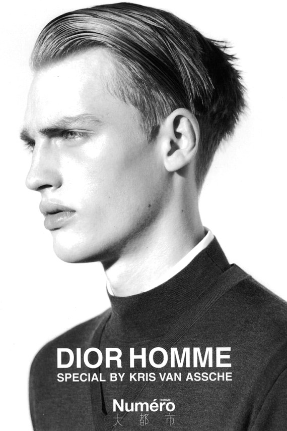 Image of Numero: Dior Homme Special by Kris Van Assche