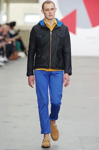 Image of Oliver Spencer 2013 Spring/Summer Collection