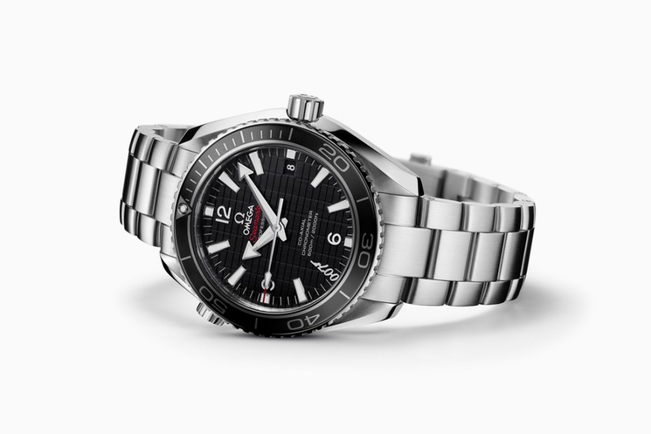 "Image of Omega Seamaster Planet Ocean 600M ""Skyfall"" Limited Edition Watch"