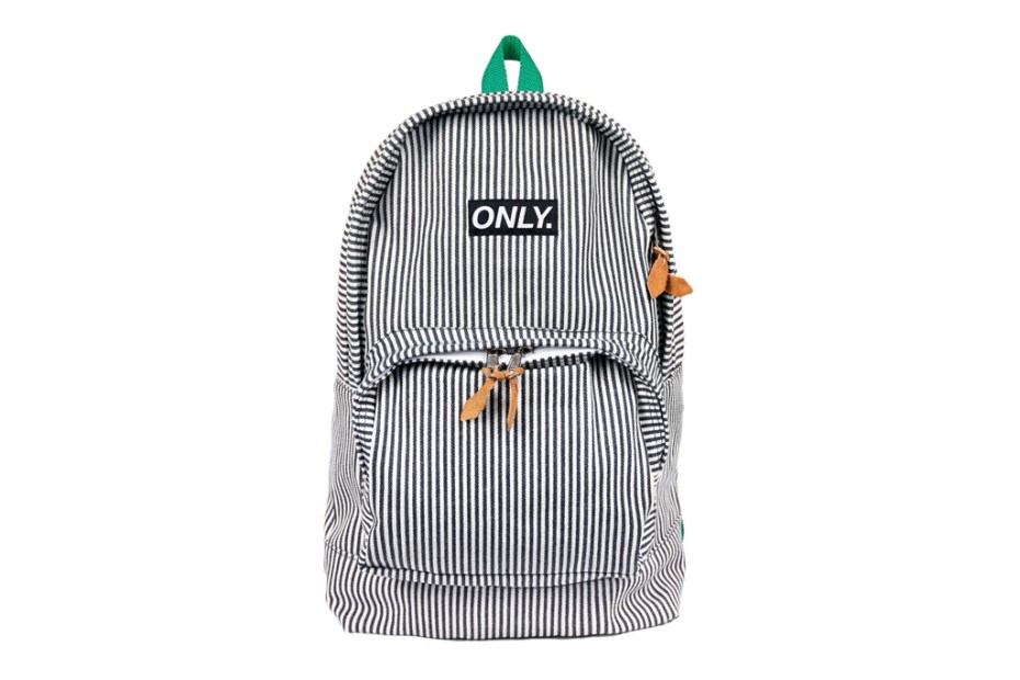 Image of ONLY NY Hickory Stripe Backpack