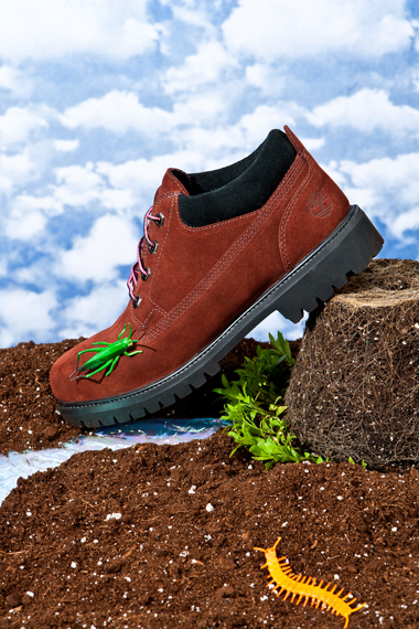 Image of Opening Ceremony x Timberland 2012 Oxford Boot Collection