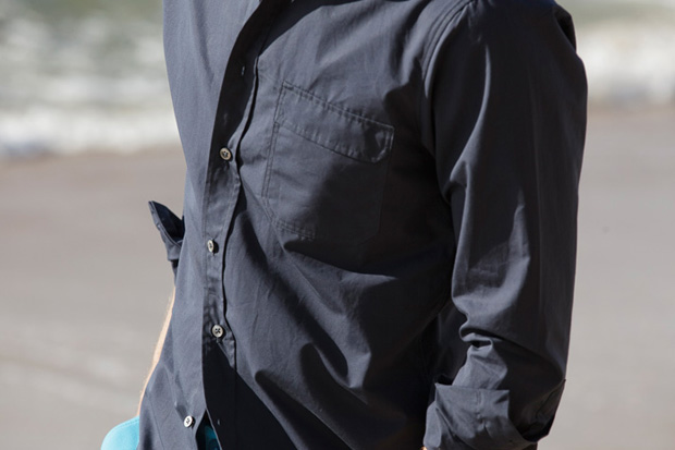 Image of Outlier Supermarine Rain Shirt