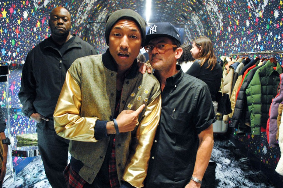 Image of Pharrell and Mark McNairy Talk About Recent Collaboration