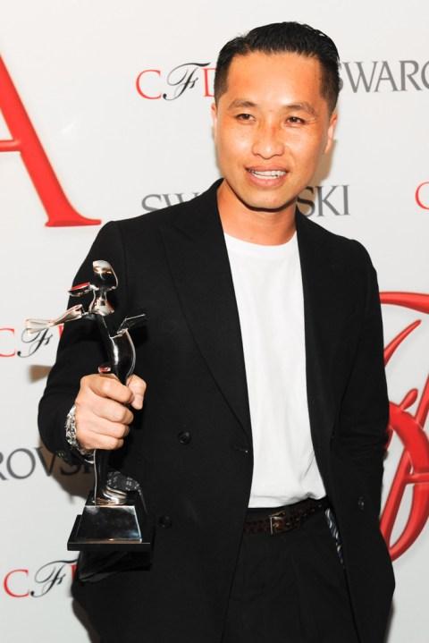 Image of Phillip Lim Awarded 2012 CFDA Swarovski Award in Menswear