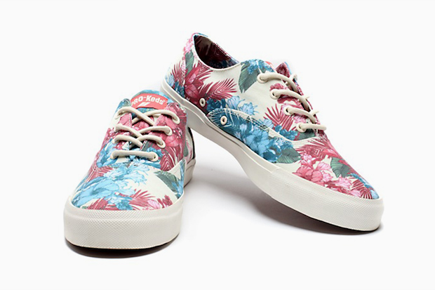Image of Play Cloths x PRO-Keds 2012 Summer Royal CVO Canvas Collection