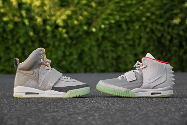 Image of Polls: Air Yeezy I vs. Air Yeezy II