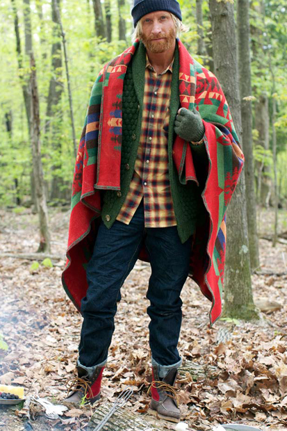 Image of PRPS 2012 Fall/Winter Lookbook