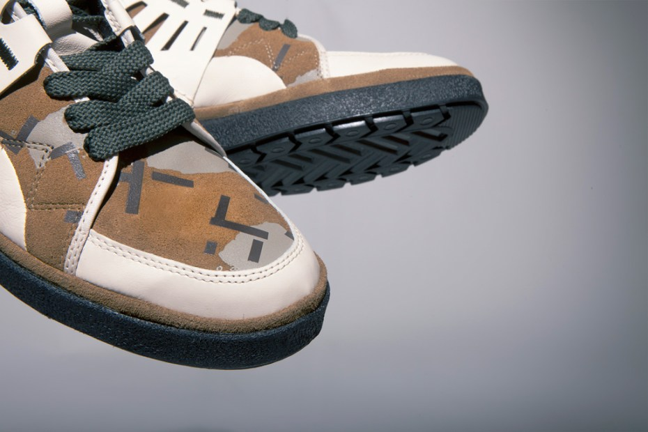 Image of PUMA 2012 Fall/Winter The Beast Camo Mid