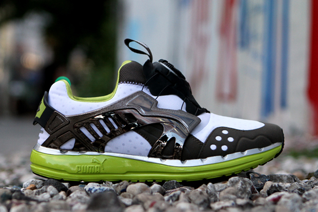 Image of PUMA 2012 Spring/Summer Disc Blaze LTWT Further Look